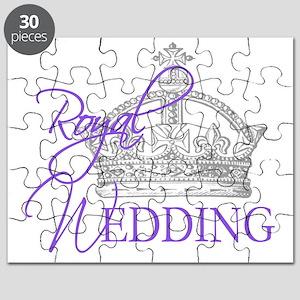 Royal Wedding  Crown 2 Puzzle