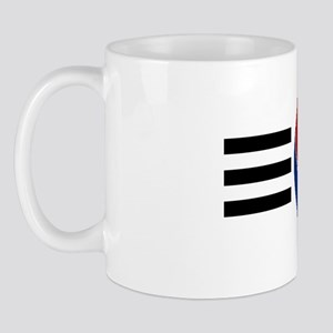 ROKAF Roundel Mug