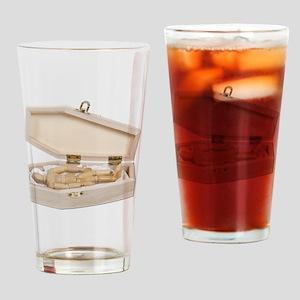 Casket030811 Drinking Glass