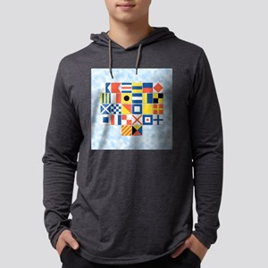 Nautical Flags Long Sleeve T-Shirt