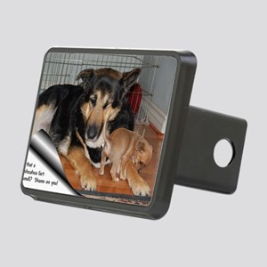GSD-Chi-Chi fart Rectangular Hitch Cover