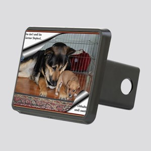 GSD-Chi-smell sweeter Rectangular Hitch Cover