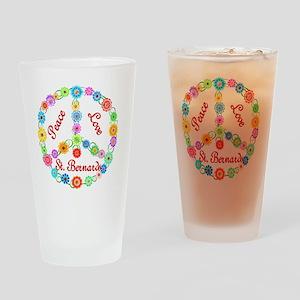 stbernard Drinking Glass