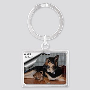 GSD-Chi-are you my mom Landscape Keychain
