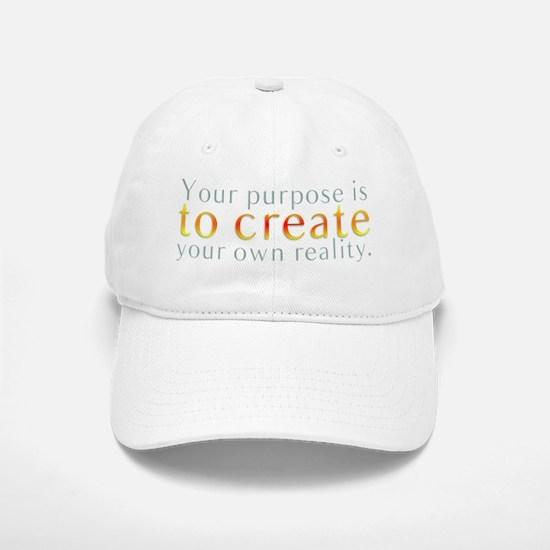 Your Purpose Baseball Baseball Cap
