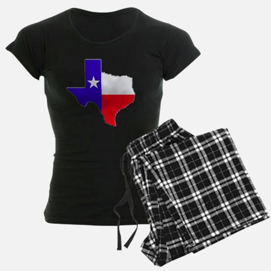 Texas Flag State Pajamas