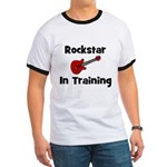 Rockstar In Training Ringer T