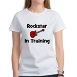 Rockstar In Training Women's T-Shirt