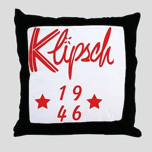 7FRONT Throw Pillow