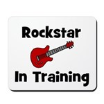 Rockstar In Training Mousepad