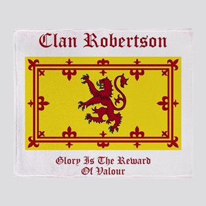 Robertson Throw Blanket