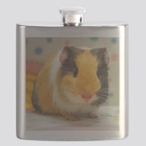 Peruvian girl 2 Xlarge Flask