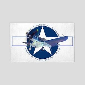 Corsair Pacific Star 3'x5' Area Rug