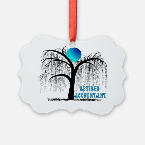 Retired Accountant Ornament