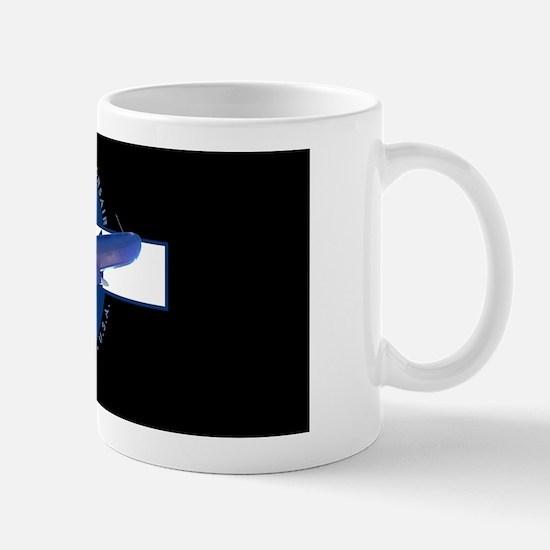Corsair Pacific Star Black C Mug