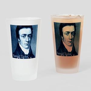 Samuel Taylor Coleridge Drinking Glass