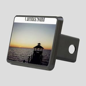 Currituck_Sound_OBX2ww Rectangular Hitch Cover