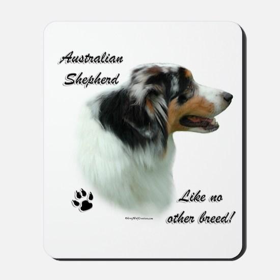 Aussie Breed Mousepad