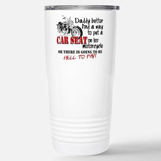 babyattitude Stainless Steel Travel Mug