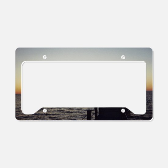 Currituck_Sound_OBX2 License Plate Holder