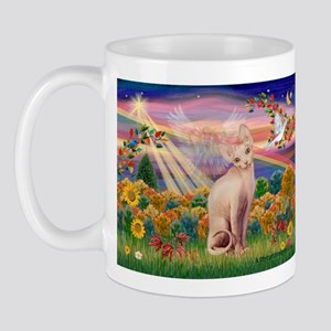 AUTUMN ANGEL Mug