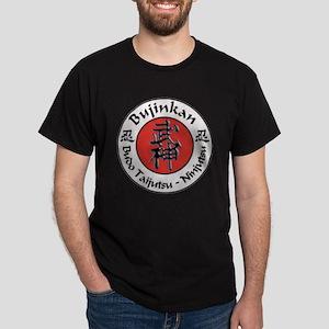 Bujinkan Crest T-Shirt (cardinal Red)