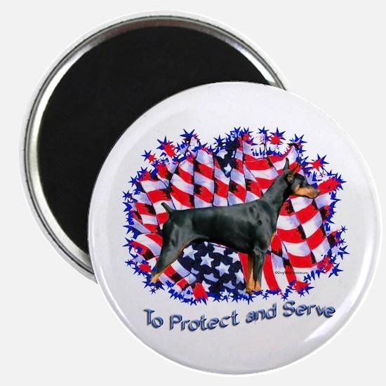 Dobie Protect Magnet