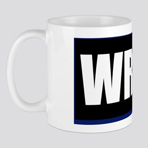 Writer Pillow Mug