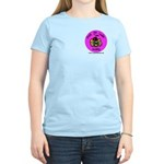 Women's Pink T-Shirt - Silly CCLS Logo