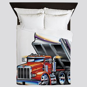 Pete357float Queen Duvet