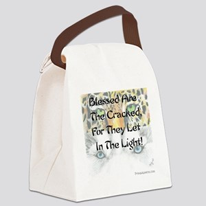 PersonalFront Canvas Lunch Bag