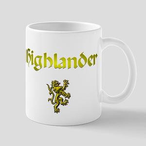 Highlander 1&2 Mug