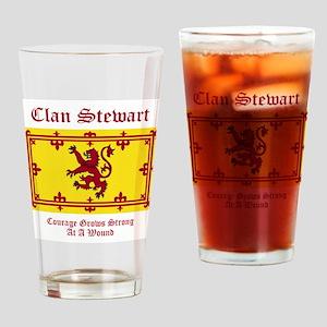 Stewart Drinking Glass