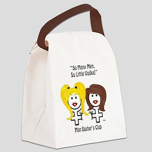 divorce men suck so-many-men,-so- Canvas Lunch Bag