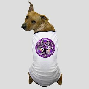 Goddess of the Purple Moon Dog T-Shirt