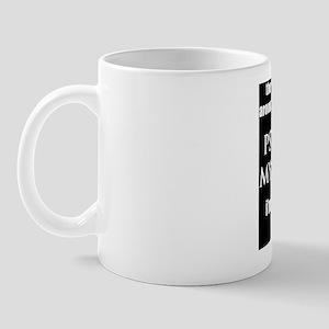 Mystery Writers Pillow Mug