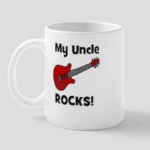 My Uncle Rocks! (guitar) Mug