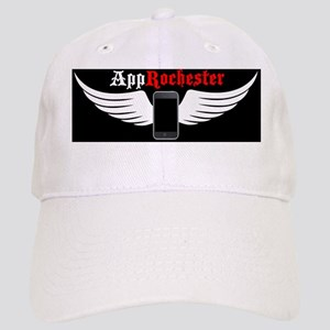 AppRochesterGothicBlack Cap
