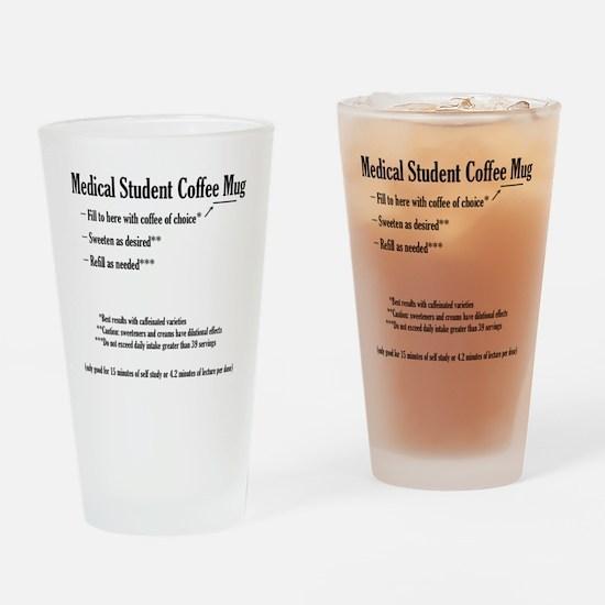 medstumug Drinking Glass
