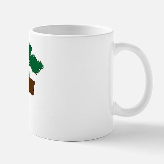nottobigwhite Mug