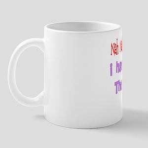 Psych Nurse Keys to the medications Mug