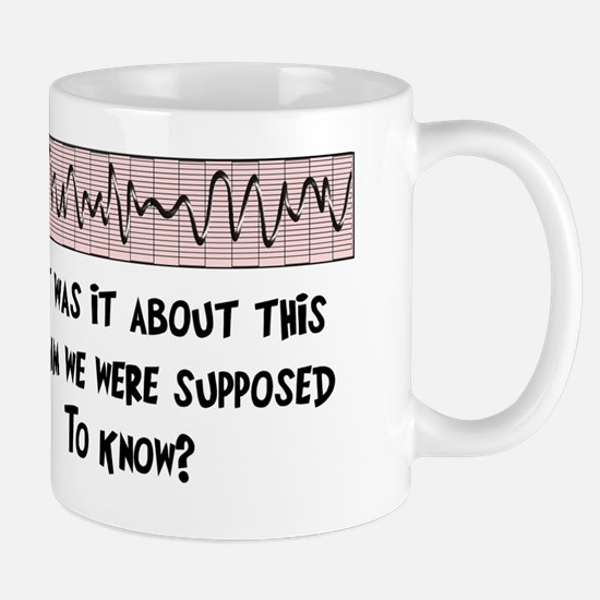 what was it about this rhythm Mug