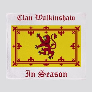 Walkinshaw Throw Blanket