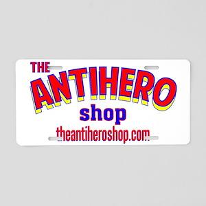 Anti Hero Shop Graphic Aluminum License Plate