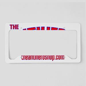 Anti Hero Shop Graphic License Plate Holder