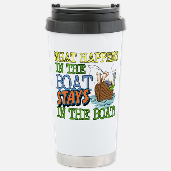 stays.png Stainless Steel Travel Mug