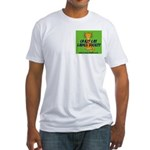 Fitted T-Shirt - Wallaby CCLS Logo