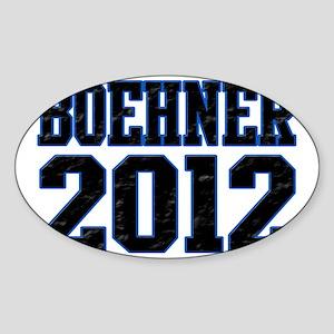 Boehner Yard Sticker (Oval)