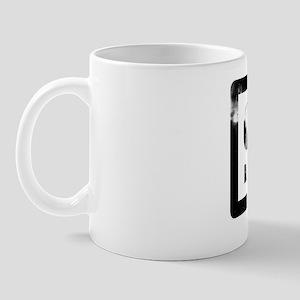 Singularity Black Sun Mug