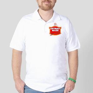 detroitMADE Golf Shirt